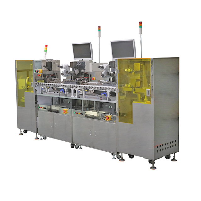 Wire Bond Inline machine